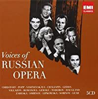 Voices of Russian Opera by Various Artists (2013-07-16)