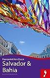 Salvador & Bahia (Footprint Handbook) [Idioma Inglés]