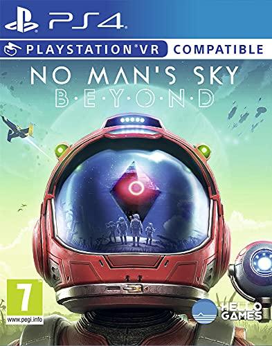 Desconocido El Cielo de ningún Hombre más allá (sólo PS4)