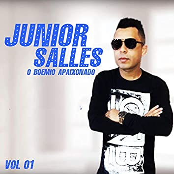 Junior Salles, o Boemio Apaixonado, Vol. 1