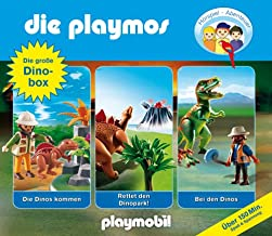 Die Playmos: Die große Dino-Box.