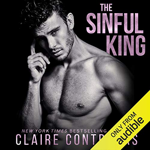 The Sinful King audiobook cover art