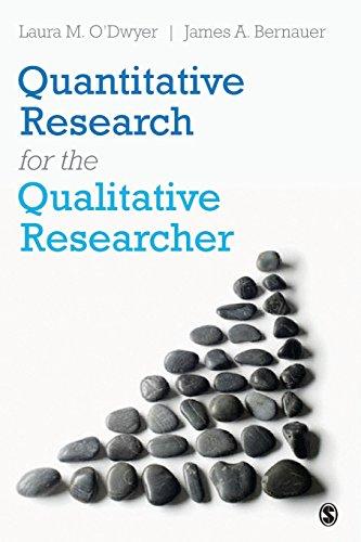 Download Quantitative Research for the Qualitative Researcher (NULL) 1412997798