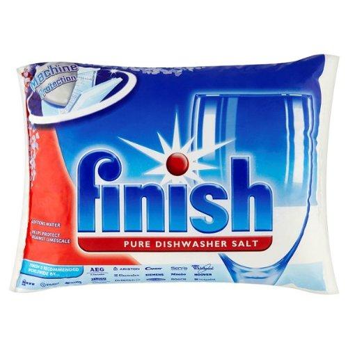 Finish Pure - Sale per lavastoviglie, 5 kg (confezione da 4 x 5 kg)