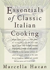 one volume Marcella Hazan's classic Italian cooking