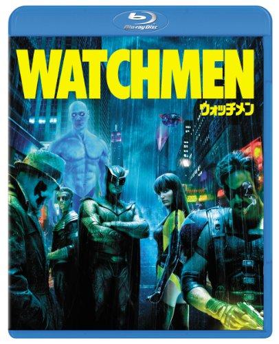 ウォッチメン Blu-ray