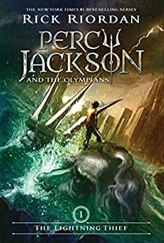 Lightning Thief, The (Percy Jackson and the Olympians, Book 1) by [Rick Riordan]