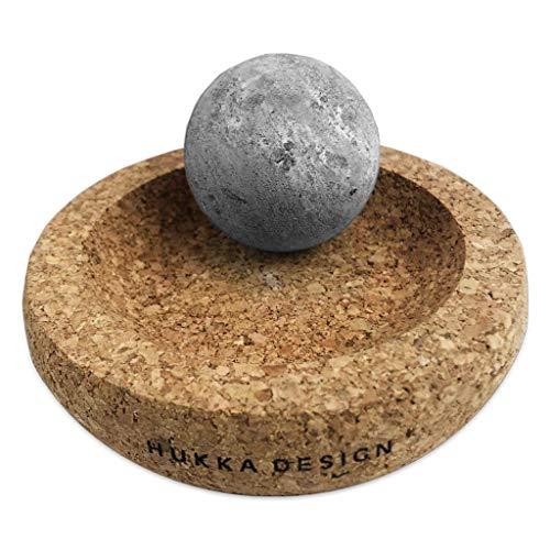 SudoreWell® Minisolejoy – bastusten fotmassage sten av täljsten – originalet från Finland från Hukka Sauna
