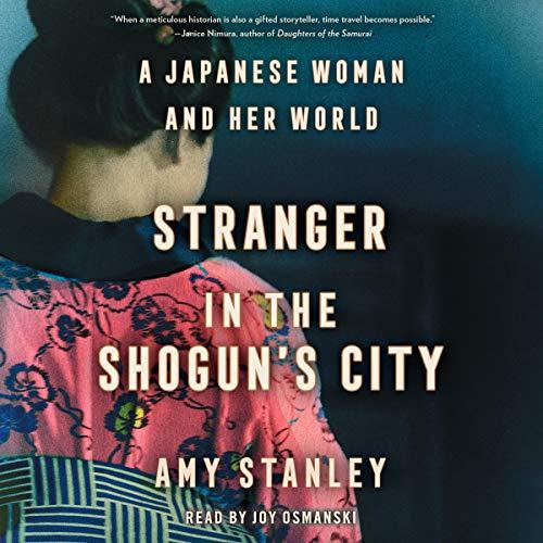 Page de couverture de Stranger in the Shogun's City