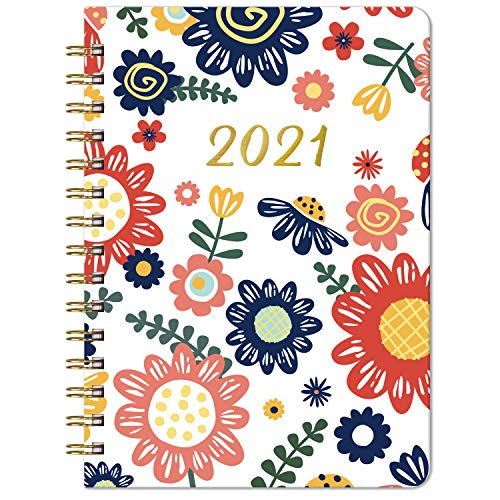 2021 Academic Weekly & Monthly Planner Now $7.99