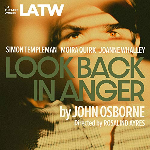 Look Back in Anger copertina