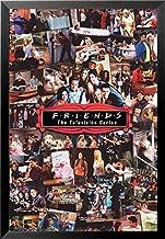 ملصق مطبوع فني لصورة فيلم Friends The Television Series Collage 36x24 من Buyartforless Work Framed Friends