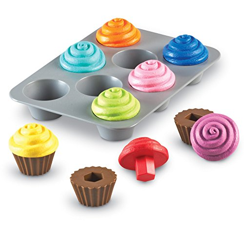 Product Image of the Learning Resources Cupcakes
