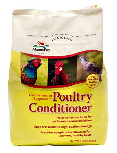 Manna Pro Poultry Conditioner Supplement, 5 lb