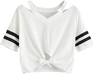 huge selection of 1425a 3bc8c Amazon.it: maglie larghe ragazza