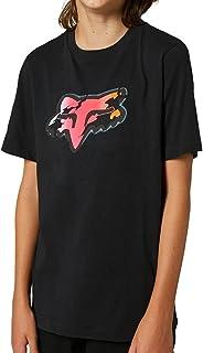 Fox Racing Boys' Youth Pyre Short Sleeve Tee