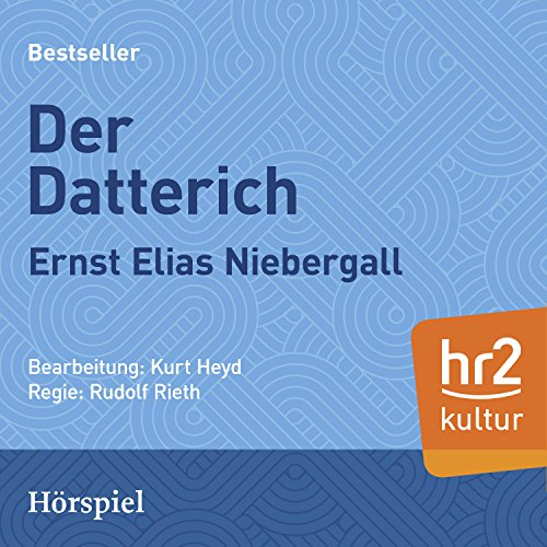 Der Datterich audiobook cover art