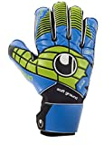 uhlsport Eliminator PRO Guanti da Portiere Nero/Blu/Verde Power...