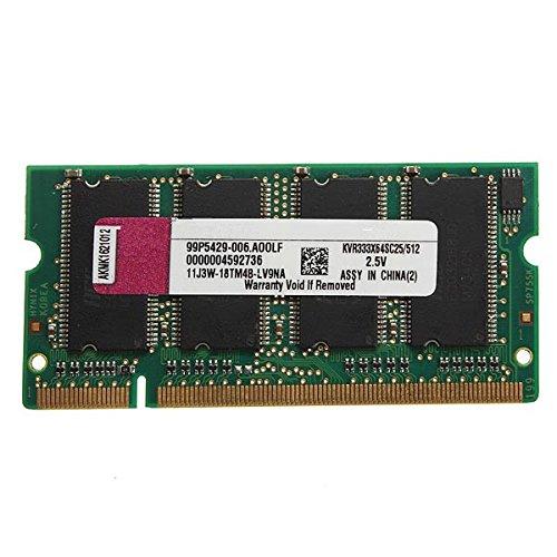 Memoria Ddr333 512mb