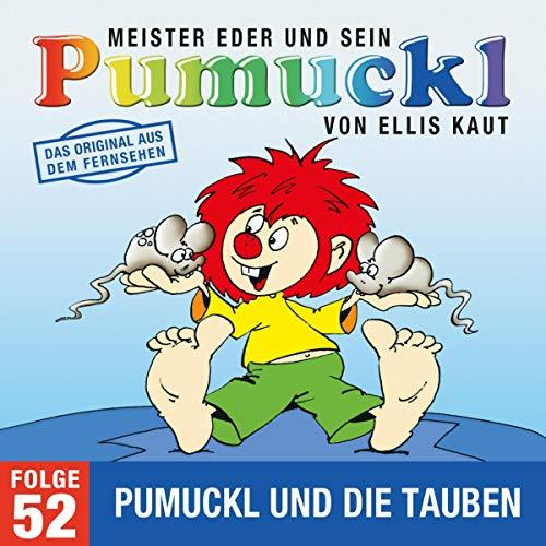 Pumuckl und die Tauben. as Original aus dem Fernsehen Titelbild