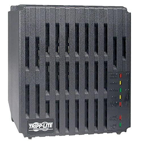 Tripp Lite 1800W Line Conditioner, AVR Surge Protection, 120V, 15A, 60Hz, 6...