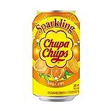 Chupa Chups Bebida, 24 x 345ml Lata sabor Naranja