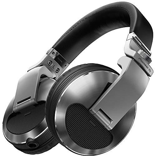 Pioneer Pro DJ, Silver, (HDJ-X10-S Professional DJ Headphone)