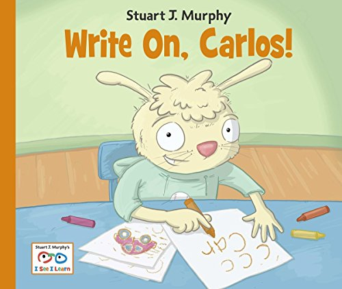 Write On, Carlos! (I See I Learn)