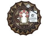 CERÁMICA RAMBLEÑA   Plato Decorativo para Colgar en Pared