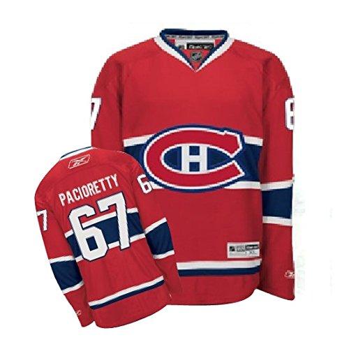 NHL Eishockey Trikot Montreal Canadiens Max Pacioretty #76 rot Jersey Premier (S)