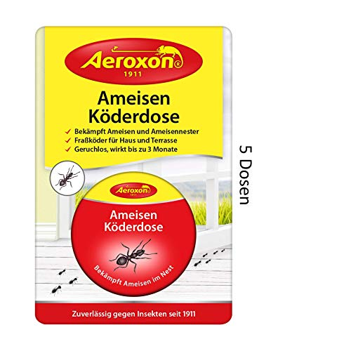 Aeroxon Insect Control GmbH -  Aeroxon Ameisen