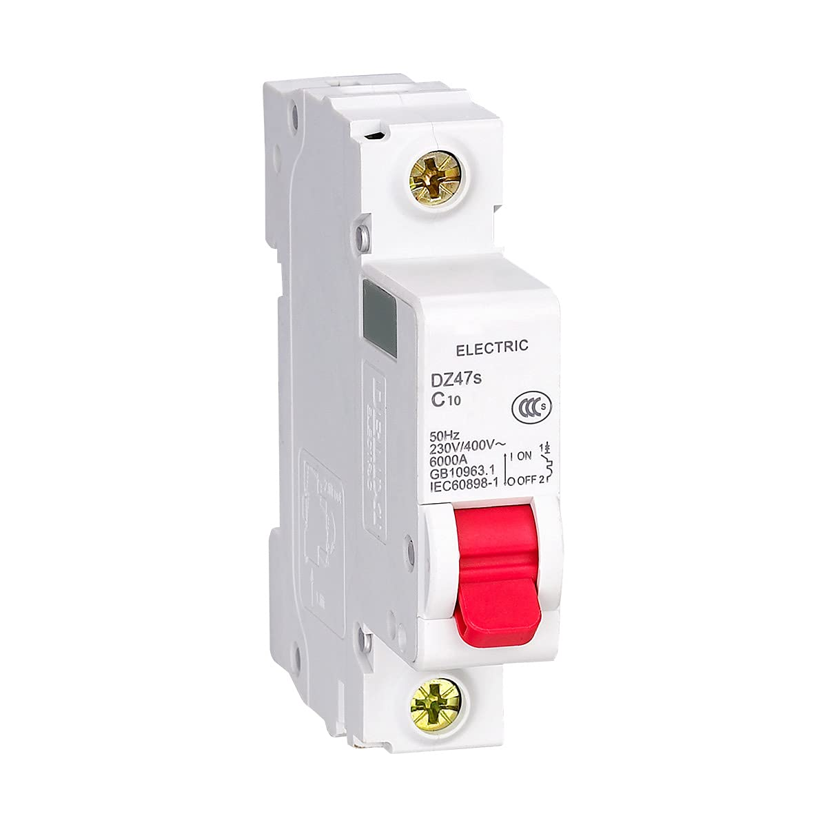 free Miniature Circuit Breaker Low-Voltage DZ47 400V Pole 1 230 Free shipping anywhere in the nation DIN