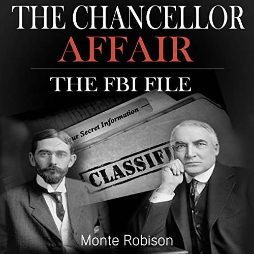 The Chancellor Affair: The FBI File audiobook cover art