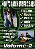 DVD How To Catch Striped Bass Vol. 2