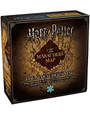 The Noble Collection Marauders Map 1,000pc Jigsaw Puzzle