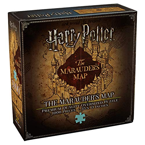 The Noble CollectionMarauders Map Jigsaw Puzzle, 1.000 Teile