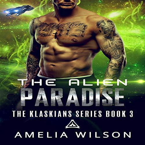 The Alien Paradise audiobook cover art
