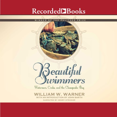 Beautiful Swimmers audiobook cover art