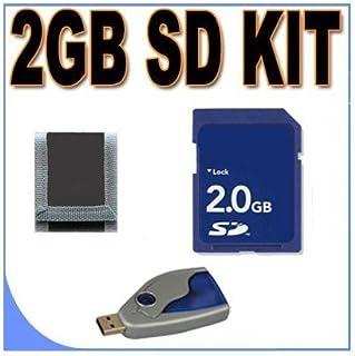 2GB SD ( Micro SDメモリカードSDアダプタ)安全デジタルBigVALUEIncアクセサリーセーバーバンドルforデジタルレコーダー