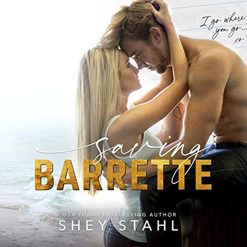 Saving Barrette cover art