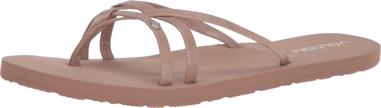 Volcom Women's Look Out Beach Sandals