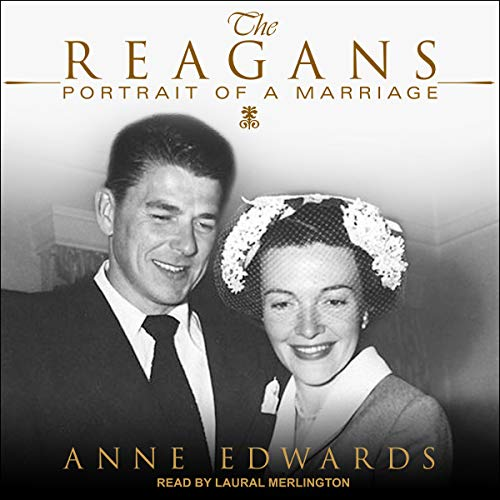 The Reagans audiobook cover art