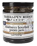 Terrapin Ridge Farms Blueberry Bourbon Pecan Jam – One 11 Ounce Jar