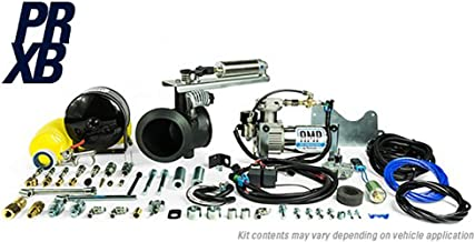 Dodge Pickup (Jan 2004.5-2005 W/ 4In. Factory Exhaust, Prxb, Standard Transmission Only) And (2006-2007 W/ 4In. Factory Exhaust, Prxb, Standard And Automatic Transmission Cummins Isb Prxb Turbo MountPrxb Kit For Dodge 2004.5 - 2005 (Standard Only)