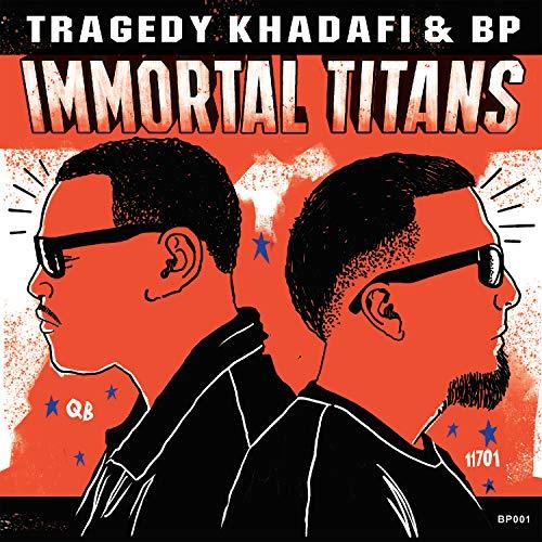 Price comparison product image Immortal Titans
