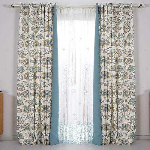yug Vorhang Wohnzimmer Im Nordischen Stil Schlafzimmer Schlafzimmer Erker Raumhohe Fenster Spleißvorhang Umweltschutz Druckschattierung