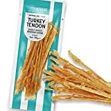 PAPILUX Turkey Tendon for Dogs, Hypoallergenic, All Natural Easily Digest Dog Chew Treat