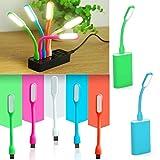 Jiada Kids Favourite Birthday Return Gifts Set Of 12 Portable Flexible USB LED