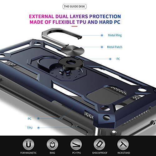 LeYi Coque pour Samsung Galaxy S7 avec protection d'écran en verre ...