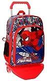Spiderman Comic Mochila Escolar, 40 cm, 15.60 Litros, Multicolor
